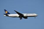 sonnyさんが、成田国際空港で撮影したルフトハンザ・カーゴ 777-FBTの航空フォト(写真)