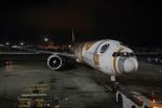 JA1118Dさんが、ロサンゼルス国際空港で撮影した全日空 777-381/ERの航空フォト(写真)
