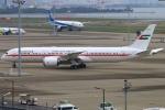 Kuuさんが、羽田空港で撮影したアミリ フライト 787-9の航空フォト(写真)