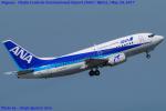 Chofu Spotter Ariaさんが、中部国際空港で撮影したANAウイングス 737-5L9の航空フォト(飛行機 写真・画像)
