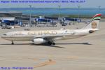 Chofu Spotter Ariaさんが、中部国際空港で撮影したエティハド航空 A330-243の航空フォト(写真)