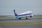 yabyanさんが、中部国際空港で撮影した全日空 777-281/ERの航空フォト(写真)