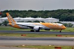 T.Sazenさんが、成田国際空港で撮影したスクート (〜2017) 787-9の航空フォト(飛行機 写真・画像)