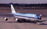 けいとパパさんが、成田国際空港で撮影したKLMオランダ航空 747-406Mの航空フォト(写真)