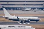 ジャコビさんが、羽田空港で撮影したスターフライト・エクスプレス 737-7JR BBJの航空フォト(写真)