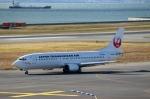 ハピネスさんが、関西国際空港で撮影した日本トランスオーシャン航空 737-446の航空フォト(飛行機 写真・画像)