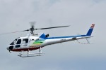 Dojalanaさんが、函館空港で撮影した北海道航空 AS350B2 Ecureuilの航空フォト(写真)