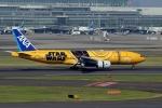 Mihaさんが、羽田空港で撮影した全日空 777-281/ERの航空フォト(写真)