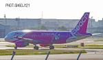 SH60J121さんが、福岡空港で撮影したピーチ A320-214の航空フォト(写真)