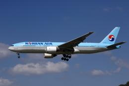 航空フォト:HL7751 大韓航空 777-200