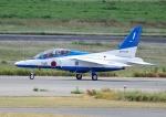 じーく。さんが、米子空港で撮影した航空自衛隊 T-4の航空フォト(飛行機 写真・画像)