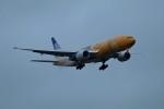 北の熊さんが、新千歳空港で撮影した全日空 777-281/ERの航空フォト(写真)