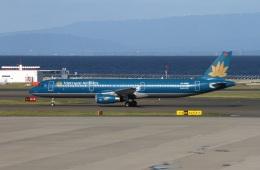 ころちゃんさんが、中部国際空港で撮影したベトナム航空 A321-231の航空フォト(飛行機 写真・画像)