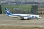 むこいちさんが、金浦国際空港で撮影した全日空 787-8 Dreamlinerの航空フォト(写真)