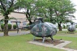 YASKYさんが、宇都宮飛行場で撮影した陸上自衛隊 OH-6Dの航空フォト(飛行機 写真・画像)