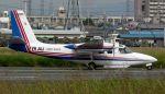 C.Hiranoさんが、八尾空港で撮影したオーストラリア個人所有 500S Shrike Commanderの航空フォト(写真)
