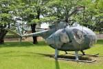 YASKYさんが、宇都宮飛行場で撮影した陸上自衛隊 OH-6Jの航空フォト(写真)