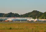 サボリーマンさんが、松山空港で撮影した日本航空 767-346/ERの航空フォト(写真)