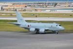 LEGACY-747さんが、那覇空港で撮影した海上自衛隊 P-1の航空フォト(写真)