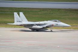 LEGACY-747さんが、那覇空港で撮影した航空自衛隊 F-15J Eagleの航空フォト(飛行機 写真・画像)