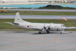 LEGACY-747さんが、那覇空港で撮影した海上自衛隊 P-3Cの航空フォト(飛行機 写真・画像)