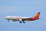 LEGACY-747さんが、那覇空港で撮影した香港航空 A330-223の航空フォト(飛行機 写真・画像)