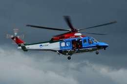 canaanさんが、新潟空港で撮影した新潟県消防防災航空隊 AW139の航空フォト(飛行機 写真・画像)