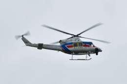 canaanさんが、新潟空港で撮影した国土交通省 地方整備局 412EPの航空フォト(飛行機 写真・画像)