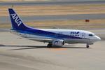 ふじいあきらさんが、羽田空港で撮影したエアーネクスト 737-54Kの航空フォト(写真)