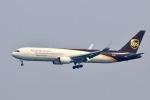 junjunskywalkerさんが、関西国際空港で撮影したUPS航空 767-34AF/ERの航空フォト(写真)
