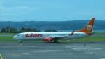 twinengineさんが、デンパサール国際空港で撮影したライオン・エア 737-9GP/ERの航空フォト(写真)