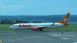 twinengineさんが、デンパサール国際空港で撮影したライオン・エア 737-9GP/ERの航空フォト(飛行機 写真・画像)