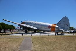 ぽんさんが、米子空港で撮影した航空自衛隊 C-46A-50-CUの航空フォト(飛行機 写真・画像)