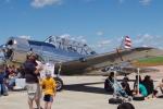 スピッツさんが、コロンビアリージョナル空港で撮影したアメリカ海軍 BT-13 Valiantの航空フォト(写真)