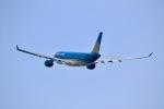 junjunskywalkerさんが、関西国際空港で撮影したベトナム航空 A330-223の航空フォト(写真)