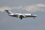 sonnyさんが、羽田空港で撮影した国土交通省 航空局 525C Citation CJ4の航空フォト(写真)