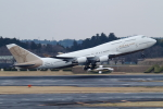 Hide.Oさんが、成田国際空港で撮影したアトラス航空 747-481の航空フォト(写真)