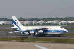 VEZEL 1500Xさんが、成田国際空港で撮影したヴォルガ・ドニエプル航空 An-124-100 Ruslanの航空フォト(写真)
