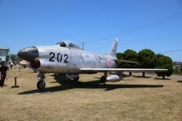 ぽんさんが、米子空港で撮影した航空自衛隊 F-86D-45の航空フォト(飛行機 写真・画像)
