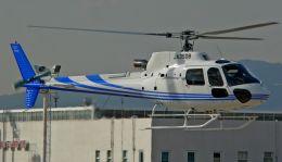 航空フォト:JA350B オートパンサー AS350 Ecureuil/AStar