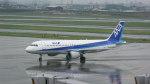 うすさんが、伊丹空港で撮影した全日空 A320-211の航空フォト(写真)