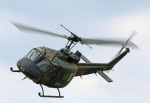 Wasawasa-isaoさんが、宇都宮飛行場で撮影した陸上自衛隊 UH-1Jの航空フォト(写真)