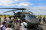 Wasawasa-isaoさんが、宇都宮飛行場で撮影したアメリカ陸軍 UH-60L Black Hawk (S-70A)の航空フォト(飛行機 写真・画像)