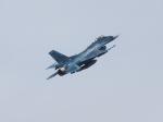 違いがわかる男さんが、防府北基地で撮影した航空自衛隊 F-2Aの航空フォト(写真)