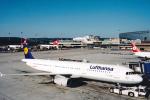 菊池 正人さんが、チューリッヒ空港で撮影したルフトハンザドイツ航空 A321-131の航空フォト(飛行機 写真・画像)