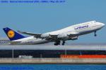 Chofu Spotter Ariaさんが、関西国際空港で撮影したルフトハンザドイツ航空 747-430の航空フォト(写真)