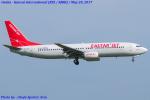 Chofu Spotter Ariaさんが、関西国際空港で撮影したイースター航空 737-883の航空フォト(写真)