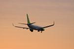 那覇空港 - Naha Airport [OKA/ROAH]で撮影されたソラシド エア - Solaseed Air [6J/SNJ]の航空機写真