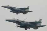 じゃりんこさんが、岐阜基地で撮影した航空自衛隊 F-15DJ Eagleの航空フォト(写真)