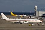 hiko_chunenさんが、中部国際空港で撮影したドイツ空軍 A340-313Xの航空フォト(飛行機 写真・画像)